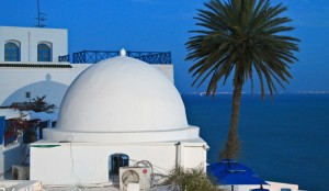 Tunisie Sidi Bou Said