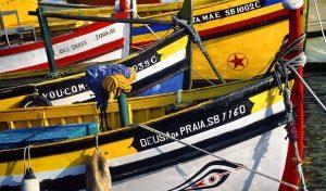 bateaux de pêche Portugal