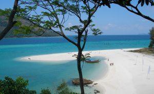 Thaïlande vue mer