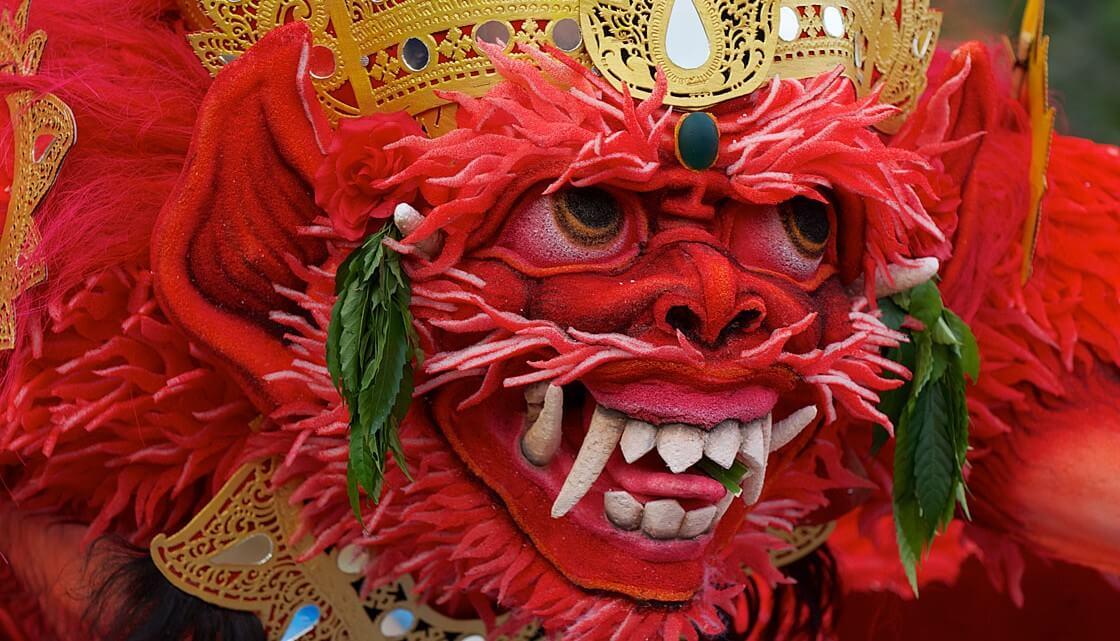 festivités à Bali