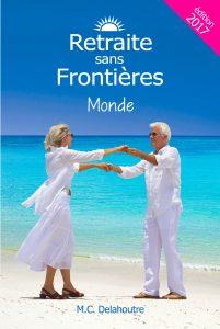 """couverture du guide """"Retraite sans Frontières Monde"""""""