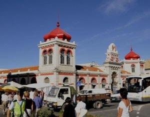 le marché de Loulé au Portugal