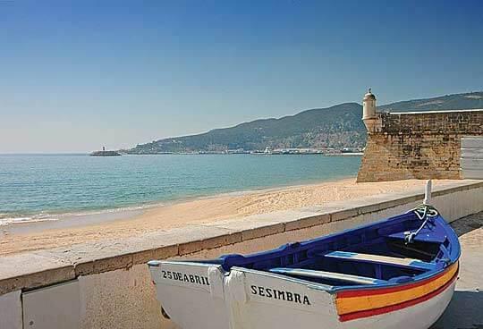 sesimbra au Portugal