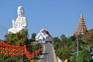 Chiang Rai en Thaïlande