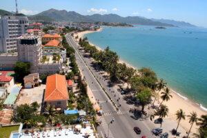 Nha Trang au Vietnam