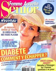 "Magazine ""Femme Actuelle Senior"" - Août 2018"