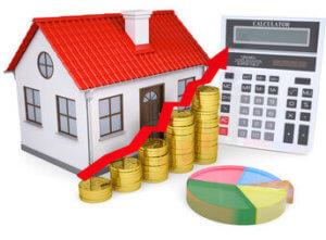 valeur de l'immobilier à l'île Maurice