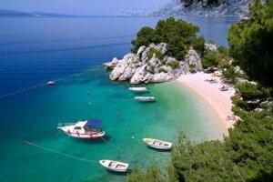 Croatie Brela
