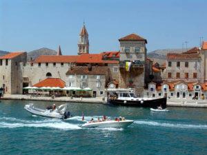Croatie Trogir