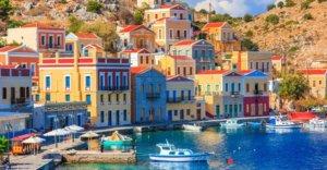 Grèce Lindos