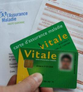 assurance maladie au Portugal