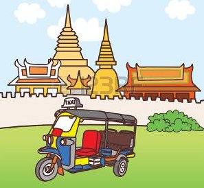 patrimoine culturel Thaïlande