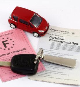 voiture et permis de conduire en Espagne