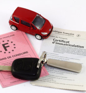voiture et permis de conduire en Tunisie