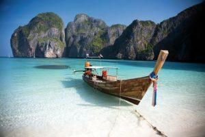 Thaïlande plage