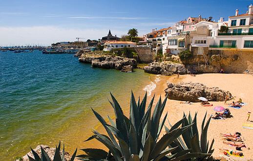 Portugal plage de Cascais