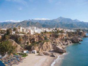 Nerja en Espagne