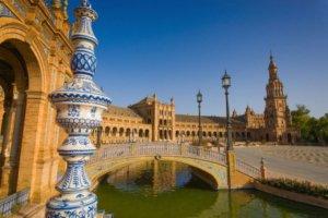 Séville en Espagne