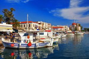 Grèce Egine