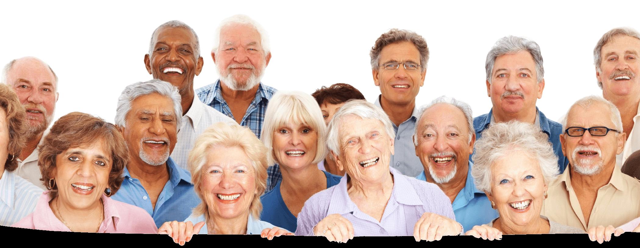groupe de retraités